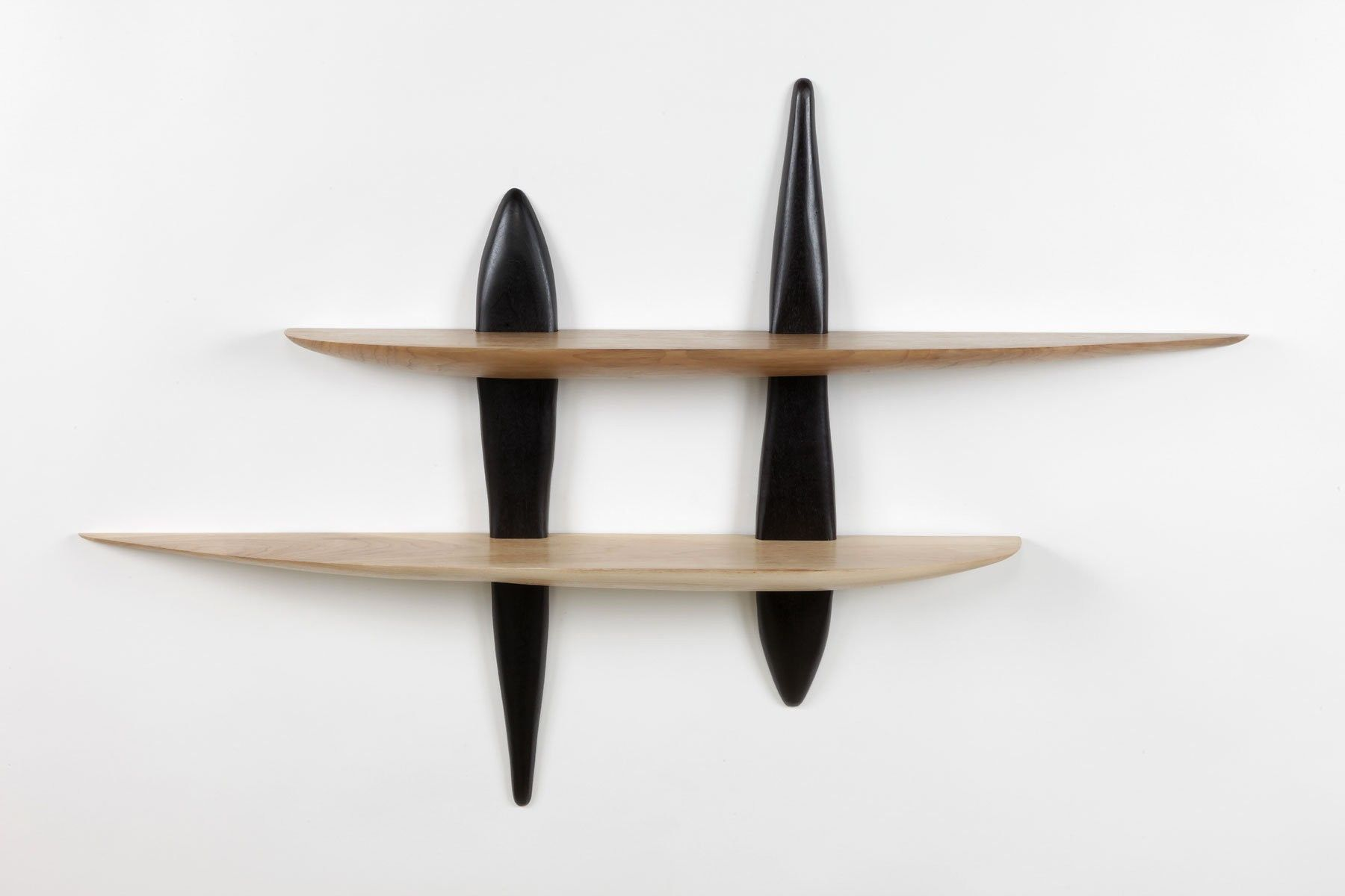 Modern wall bookshelf on furniture interior ideas - Wall mounted shelving ideas ...