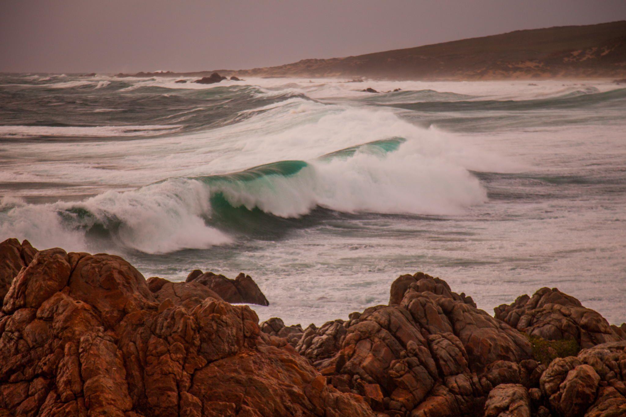 Stormy Seas by Paul Donovan on 500px