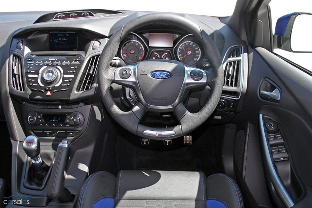 2013 Ford Focus ST LW MKII Best new cars, New cars, Ford
