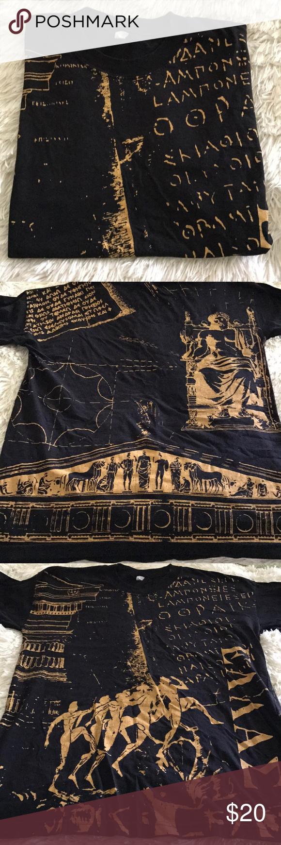Men s T-Shirt from Athens Greece  5da46962795