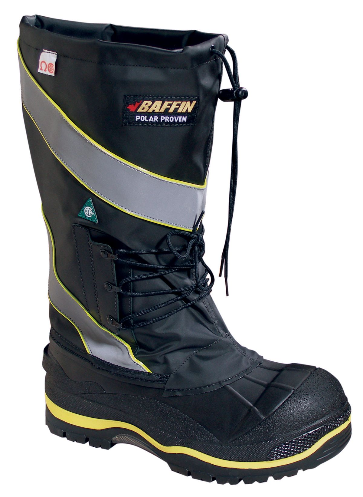 6c8c1164c80 Baffin Derrick Men's Composite Toe Extreme Cold Work Boots | For my ...