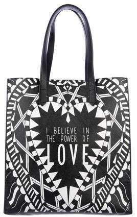 f09c26bb03 Givenchy The Power Of Love Leather Tote