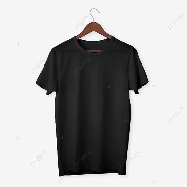 Black T Shirt Mockup Shirt T Shirts Mens Png Transparent Clipart Image And Psd File For Free Download Baju Kaos Gaya Grunge Desain Pakaian