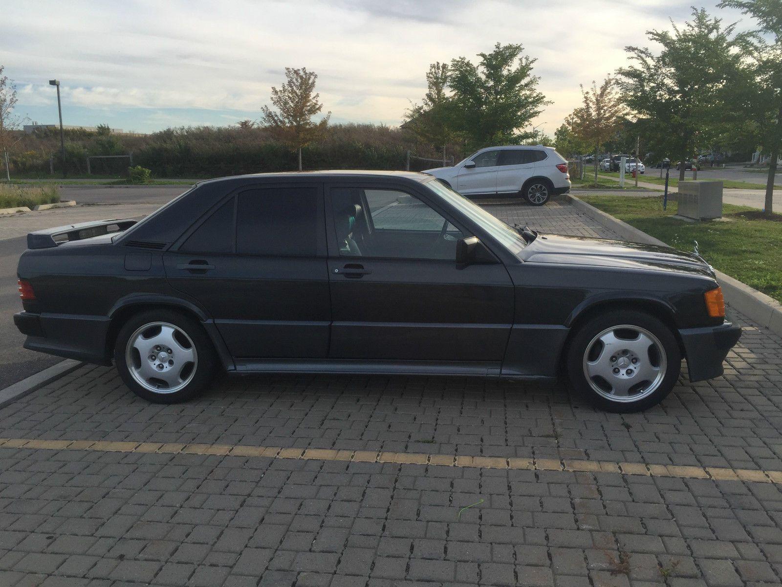 http://www.ebay.com/itm/1987-Mercedes-Benz-190-Series-COSWORTH-16V-2 ...