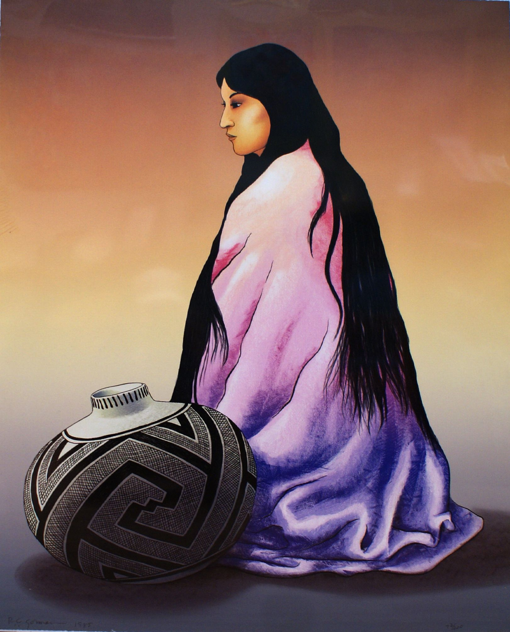 Rc gorman r c gorman artist pinterest native americans rc gorman dailygadgetfo Image collections