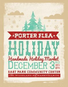 Holiday Craft Fair Poster  Google Search  Winter Craft Fair