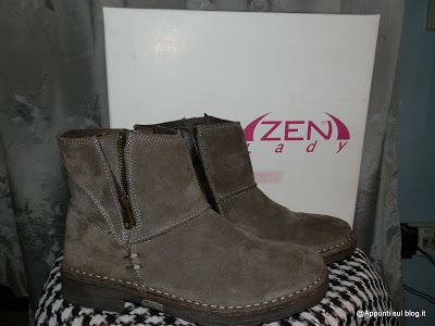 Appunti sul Blog: #fashion Zen Lady, women's shoes trendy