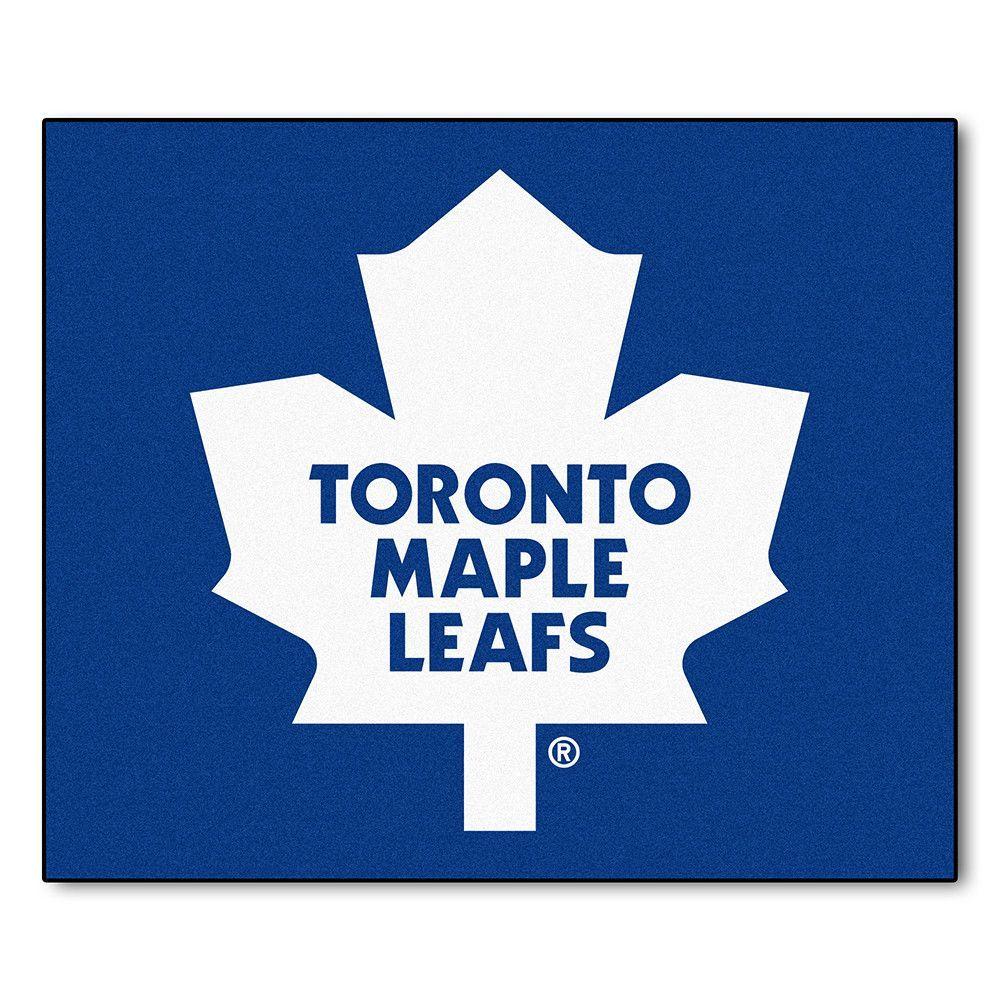 Toronto Maple Leafs NHL 5x6 Tailgater Mat (60x72