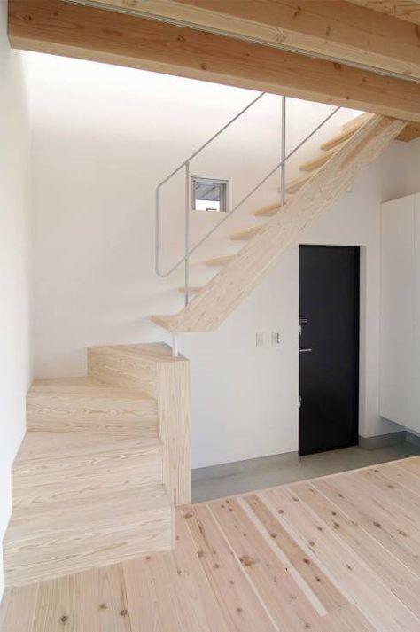 階段の種類とそれぞれのメリット 家 階段 リフォーム 階段
