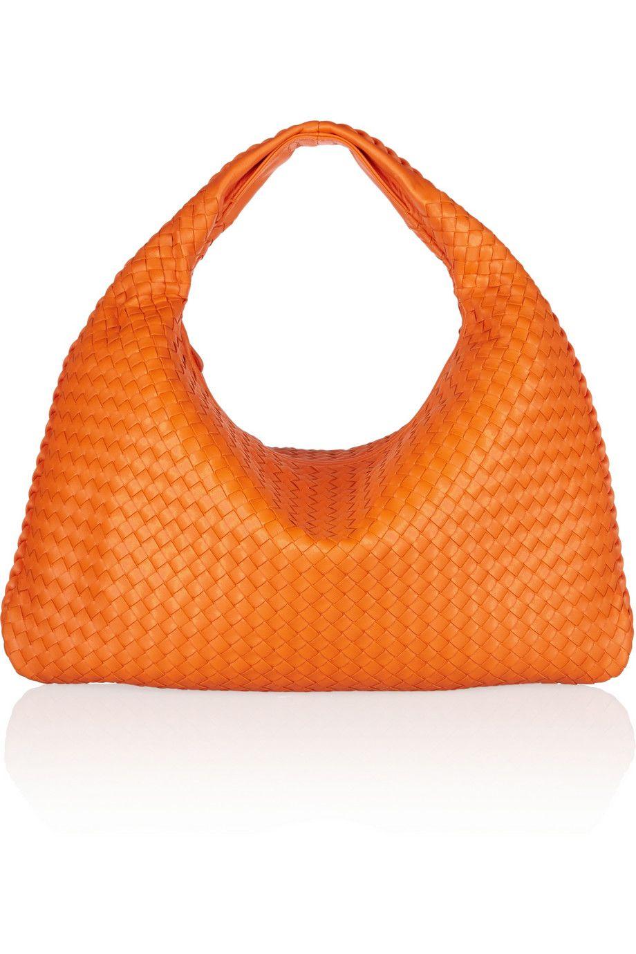 05dbe56d881 Bottega Veneta   Large Veneta intrecciato leather shoulder bag   NET-A -PORTER.COM