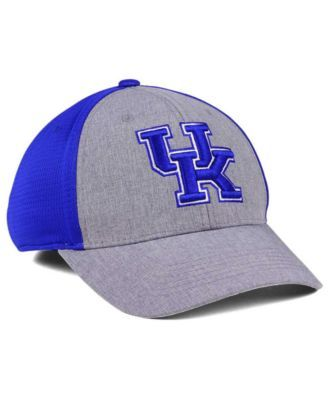 new style 64061 9c615 Top of the World Kentucky Wildcats Faboo Stretch Cap - Gray M L