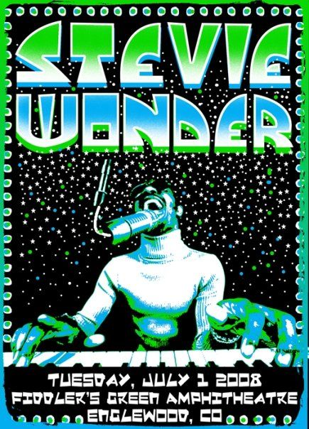 "Stevie Wonder  18""x24"" www.darrengrealish.net"