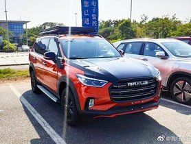Photo of Maxus D90 (India-bound Prado Rival from MG) Gets Pro Version in China