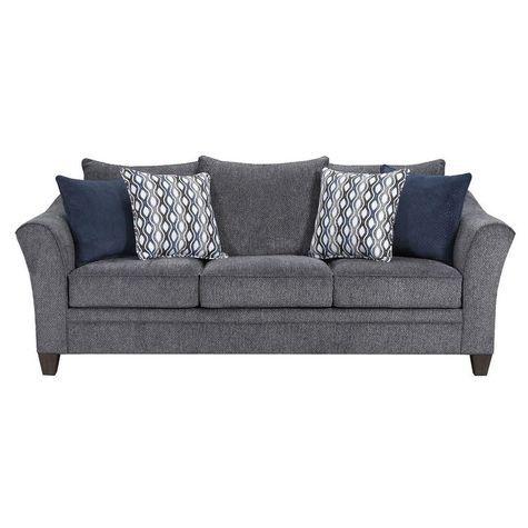Simmons Stephens Chenille Sofa Shopko Chenille Sofa Sofa Furniture