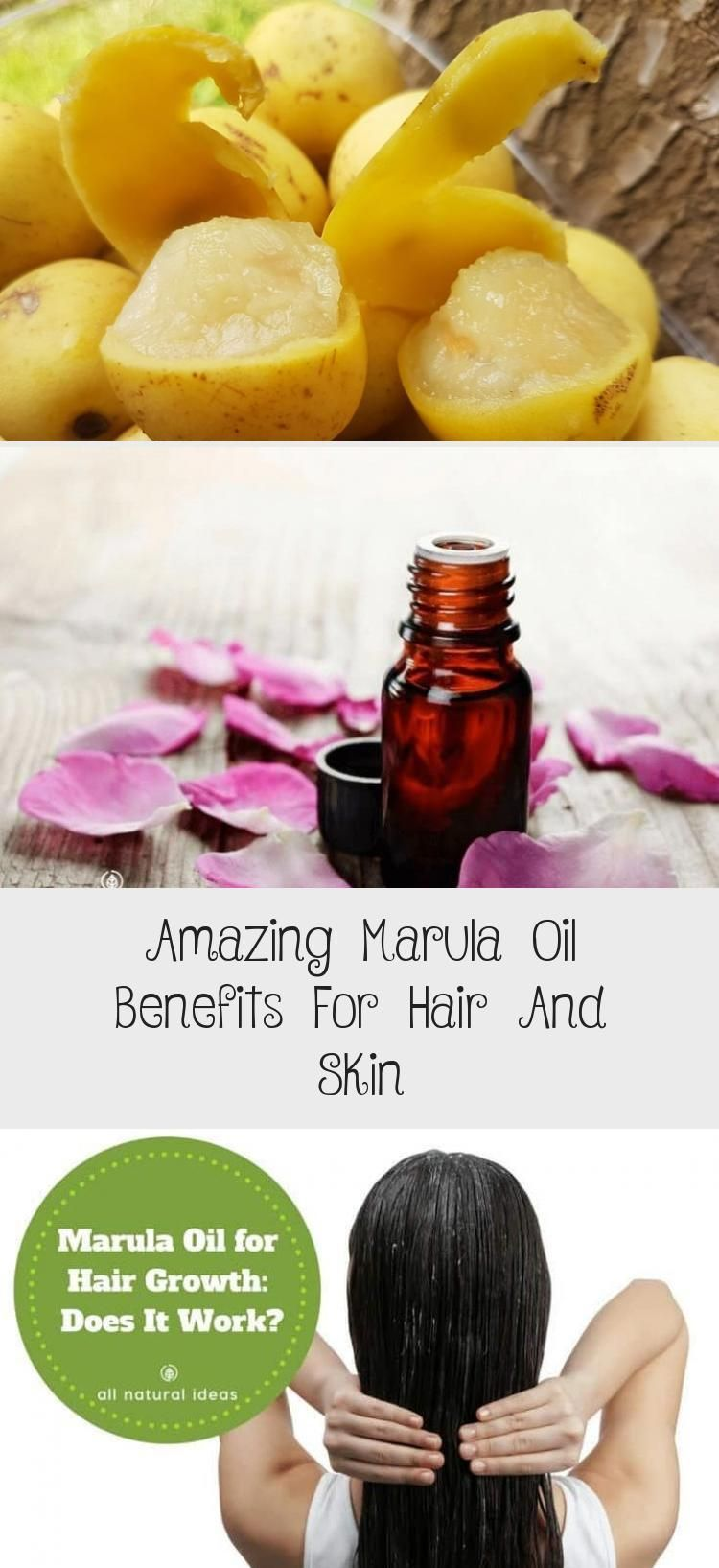 Hair Supplement} and Using marula oil for hair growth is becoming more popular. But does it really work and are the benefits any different than using other oils such as argan? #hair #hairgrowth   allnaturalideas.com via @allnaturalideas #hairgrowthFoods #hairgrowthPictures #hairgrowthInAYear #hairgrowthSpray #hairgrowthHacks #fasterhairgrowth Using marula oil for hair growth is becoming more popular. But does it really work and are the benefits any different than using other oils such as argan? #hair #hairgrowth   a