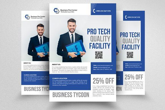 Professional Flyer Templates Flyer Template Template And Fonts - Professional flyer templates