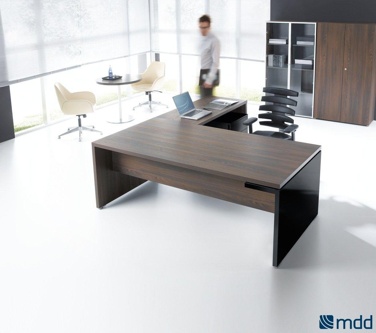 Mito escritorio de oficina ejecutivo by mdd dise o simone for Diseno de escritorios de oficina