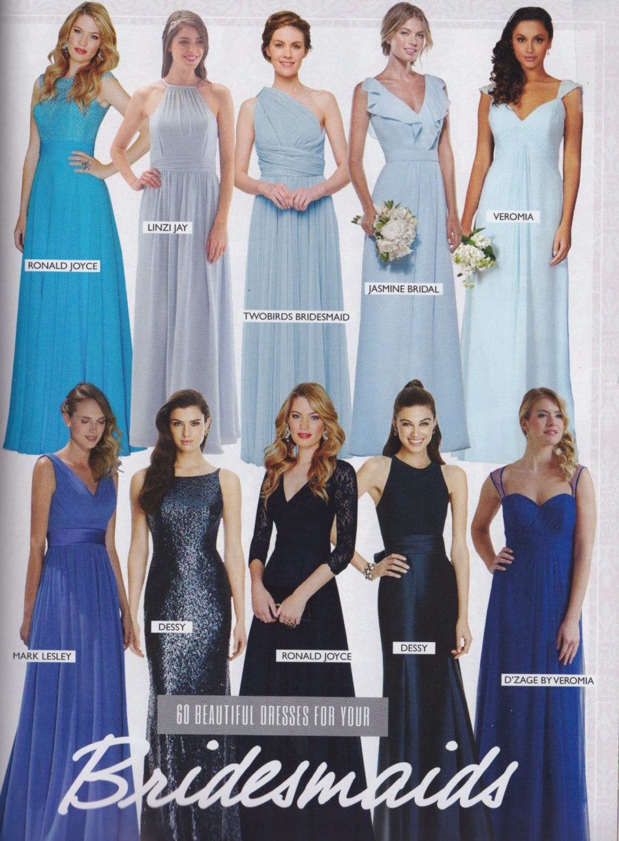 Powder blue tulle twobirds bridesmaid dresses as seen on love powder blue tulle twobirds bridesmaid dresses as seen on love our wedding magazine january 2017 ombrellifo Gallery