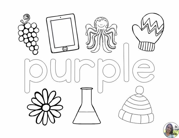 Learning About Colors Coloring Pages Preschool Coloring Pages Teaching Colors Coloring Pages