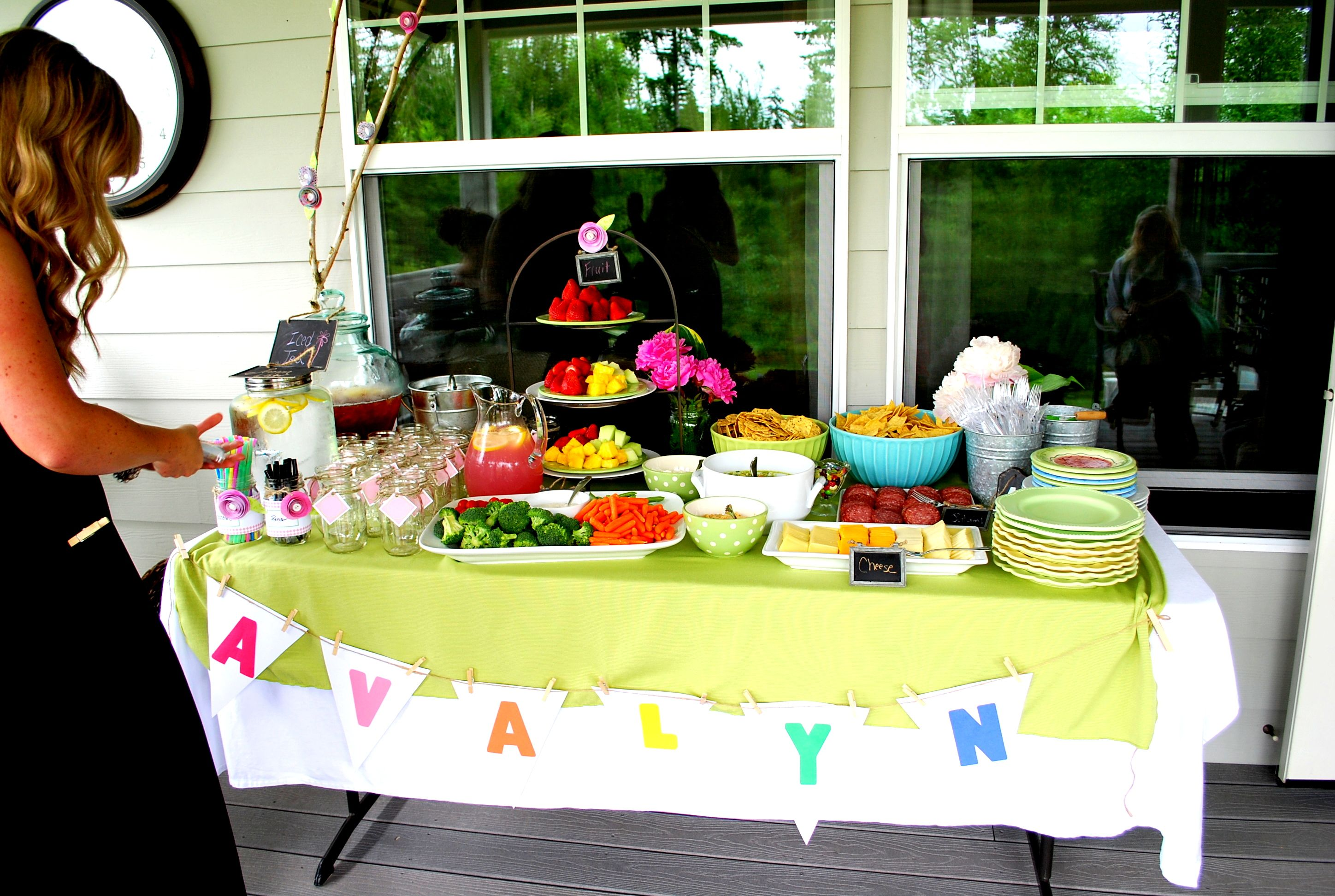 Amazing Explore Outdoor Baby Showers, Shower Images, And More!