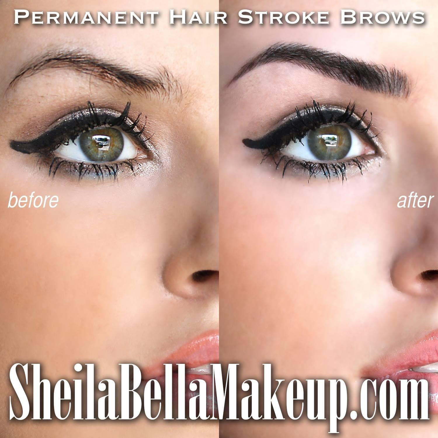Say Goodbye To Your Boring Old Brow Pencils With Semi Permanent