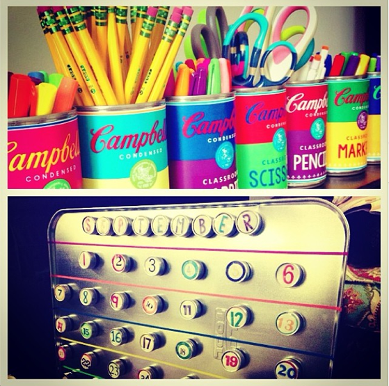Back to school crafting...Tutorials coming soon to Second Grade Shenanigans! :)
