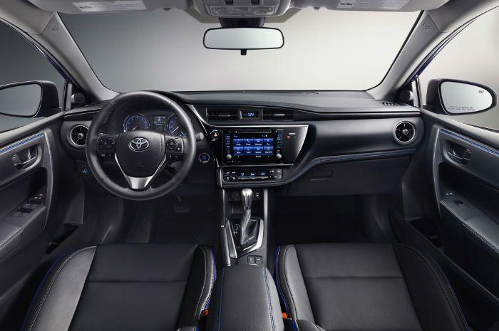 2017 Toyota Corolla Interior Toyota Corolla Toyota Corolla 2017 Corolla Hatchback