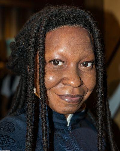 Image Result For Older Black Actresses Whoopi Goldberg Black Actresses Black Celebrities