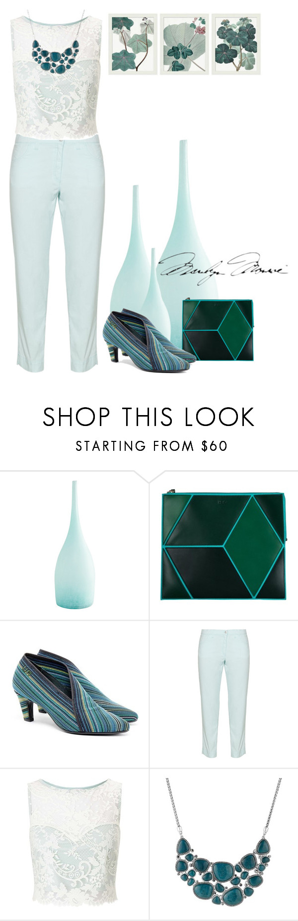 """""""lilyannah"""" by oriza-int ❤ liked on Polyvore featuring Heio, KJ Brand, Miss Selfridge, Lucky Brand and Pottery Barn"""