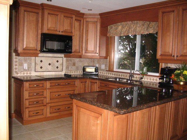 cocinas modernas para espacios pequeños - Buscar con Google   cocina ...
