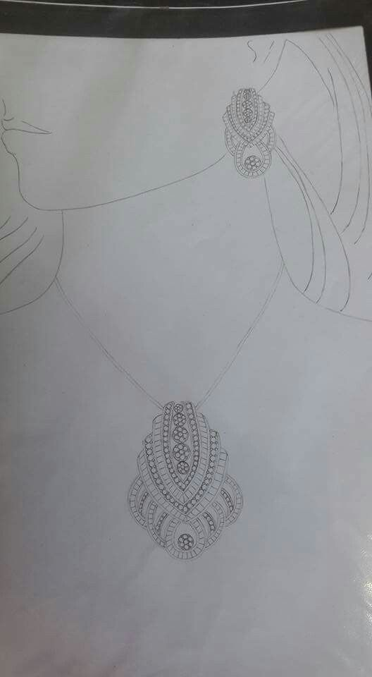 Pin By Swathi Aruna On Jewellery Illustrations And Rendering