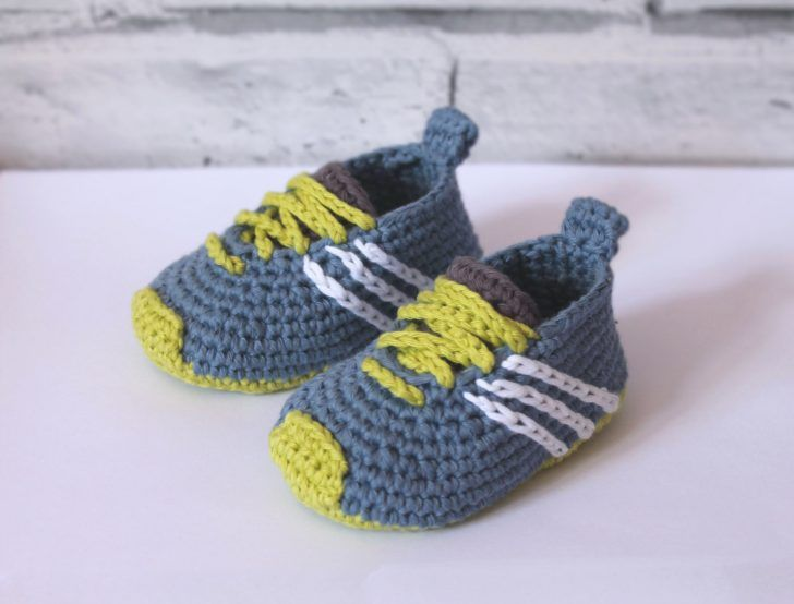 These Are The Cutest I Love This Baby Shoe Pattern Introducing