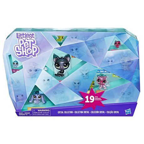 Littlest Pet Shop Crystal Collection Little Pets Littlest Pet