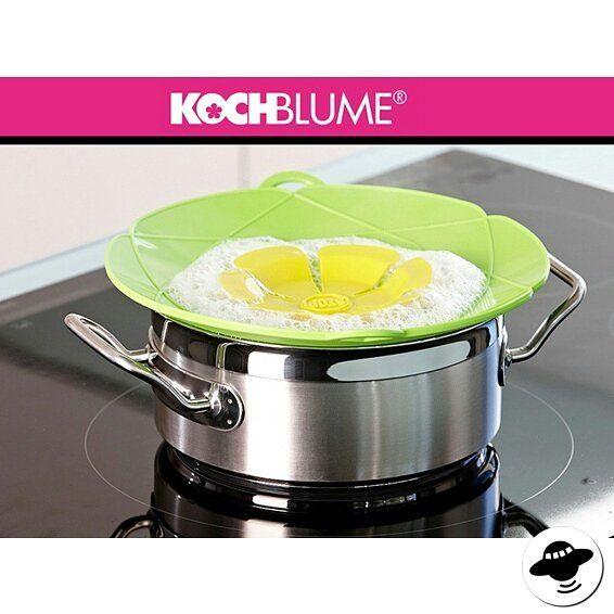 Der geniale berkoch stopp der funktioniert f r milch - Reis in der mikrowelle kochen ...
