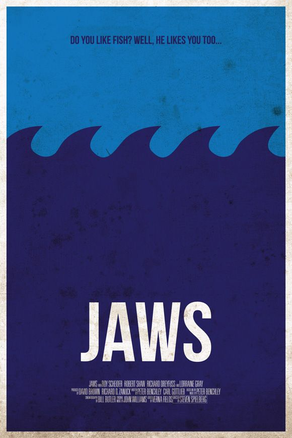 40 Fantastic Minimalist Horror Movie Posters
