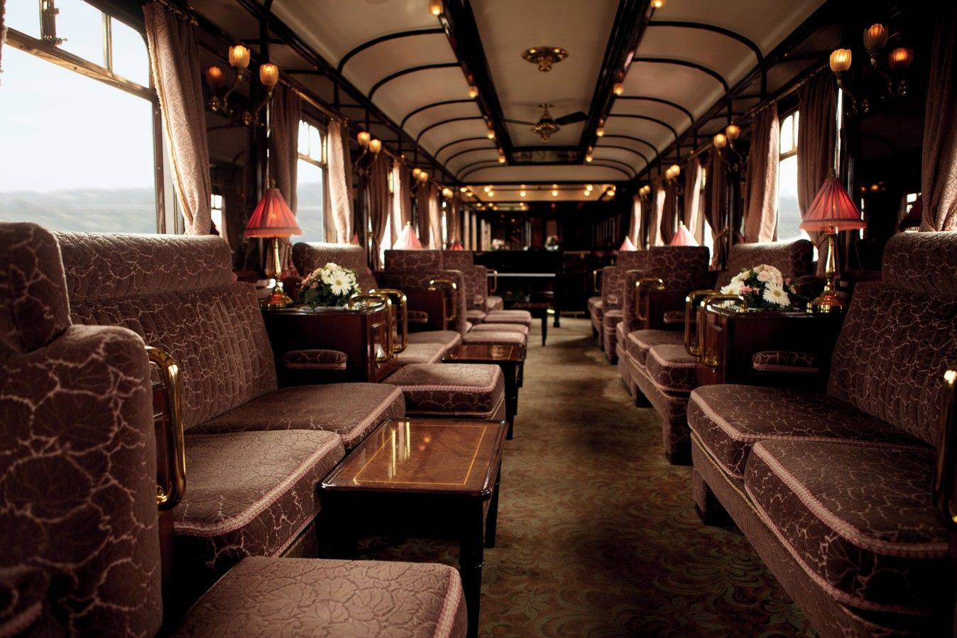 Venice Simplon Orient Express See The World Through Travel These Train Journeys