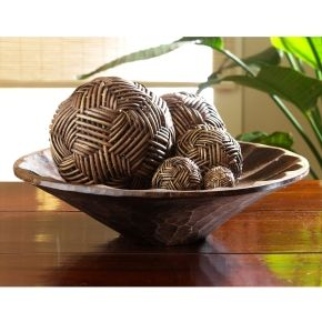 Decorative Bowl With Balls Inspiration Holiday Fill Any Decorative Bowl With Spheres To