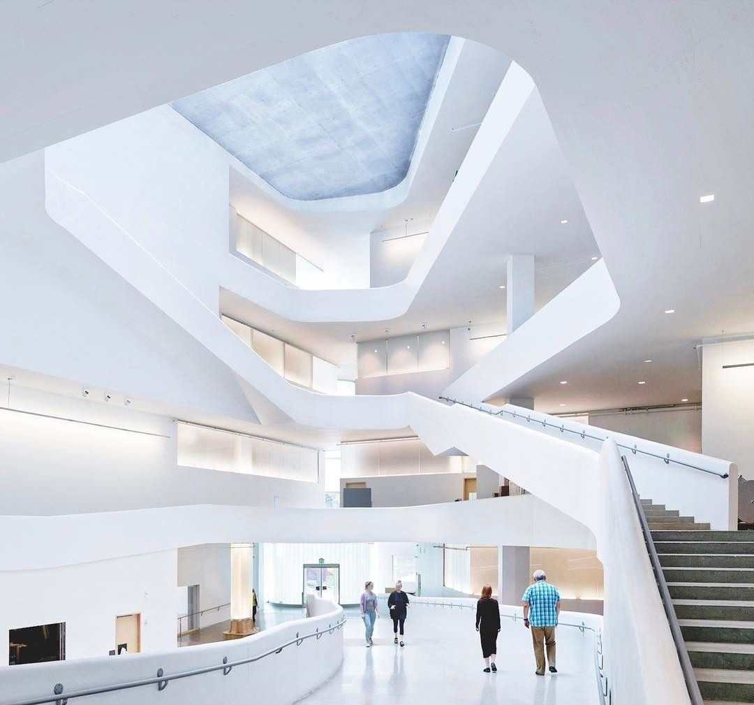 Art Schools Today Consider That The Architecture Of The School