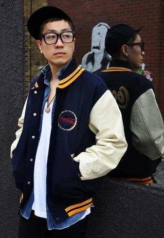 Jackets Men Asos Marketplace Baseball Jacket Jackets Mens Jackets
