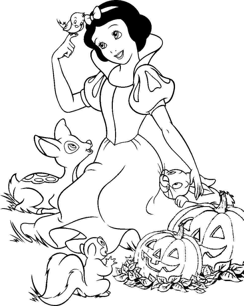Frozen Coloring Pages Princess Coloring Pages Snow White