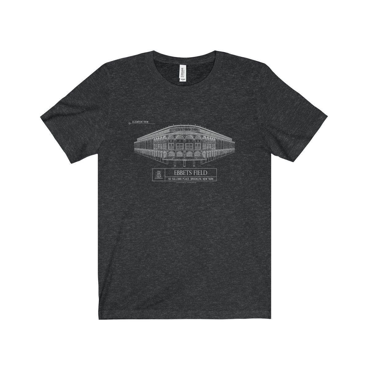 Ebbets Field Jersey Short Sleeve Tee