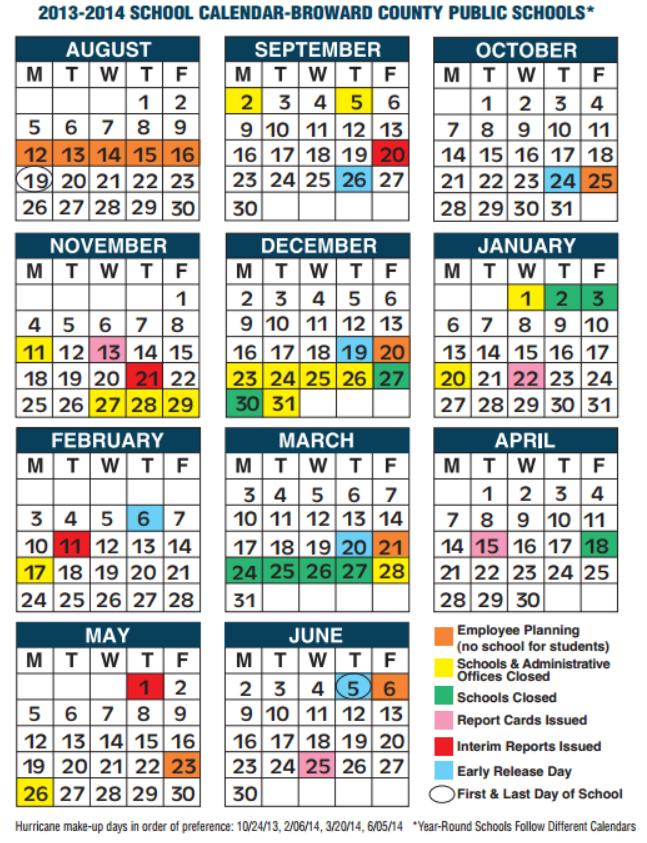 Miami Dade School Calendar 2014 2015 Book Covers News To Go 3