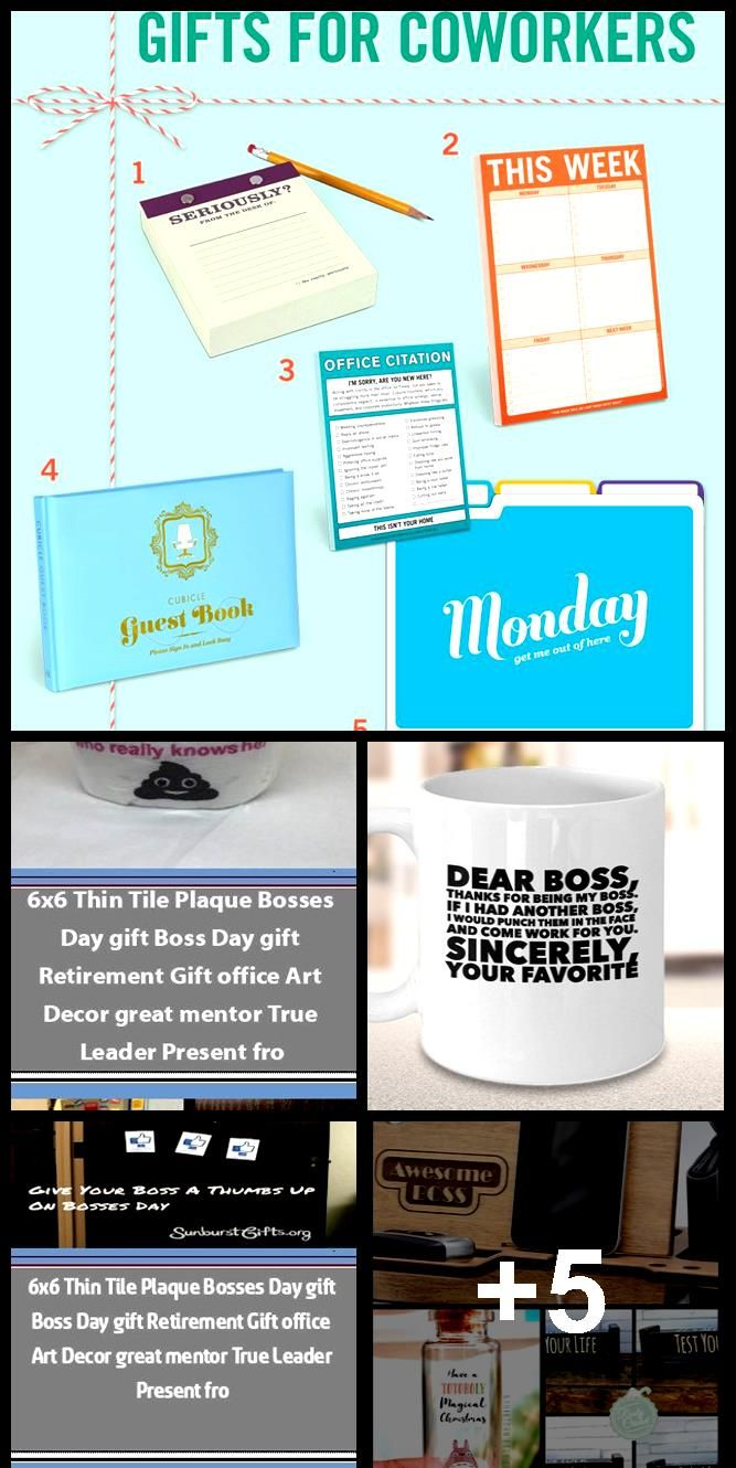 25 DIY Gift ideas for Boss's Day that may just get you that Raise! Boss's Day is... #nationalcoffeedayideas