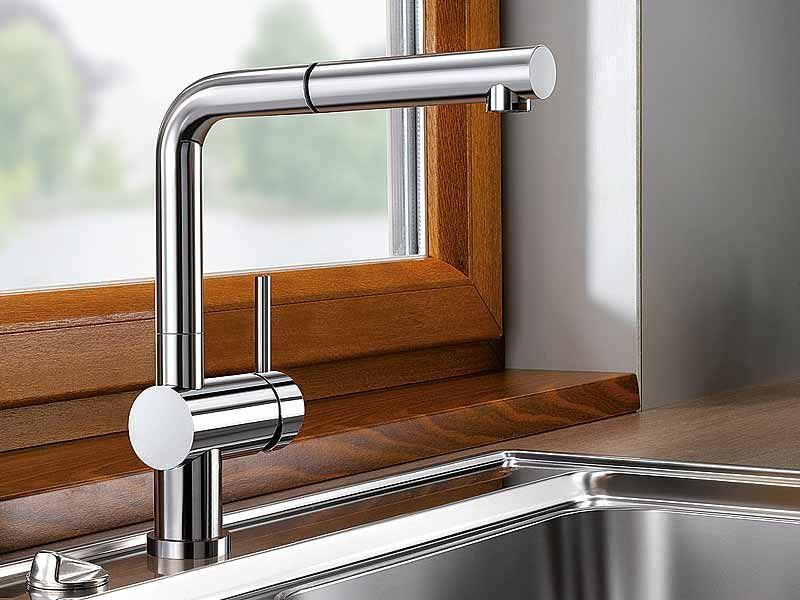 BLANCO LINUS-S-F Blanco Armaturen Armaturen Herstelller - küchenarmaturen mit brause