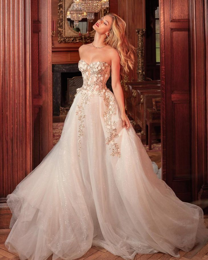 Princess Wedding Dress 111 Models to Live a Fairy Tale