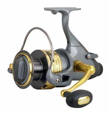 Okuma Coronado 55 A Cd 55A Baitfeeder Spinning Fishing Reel CD