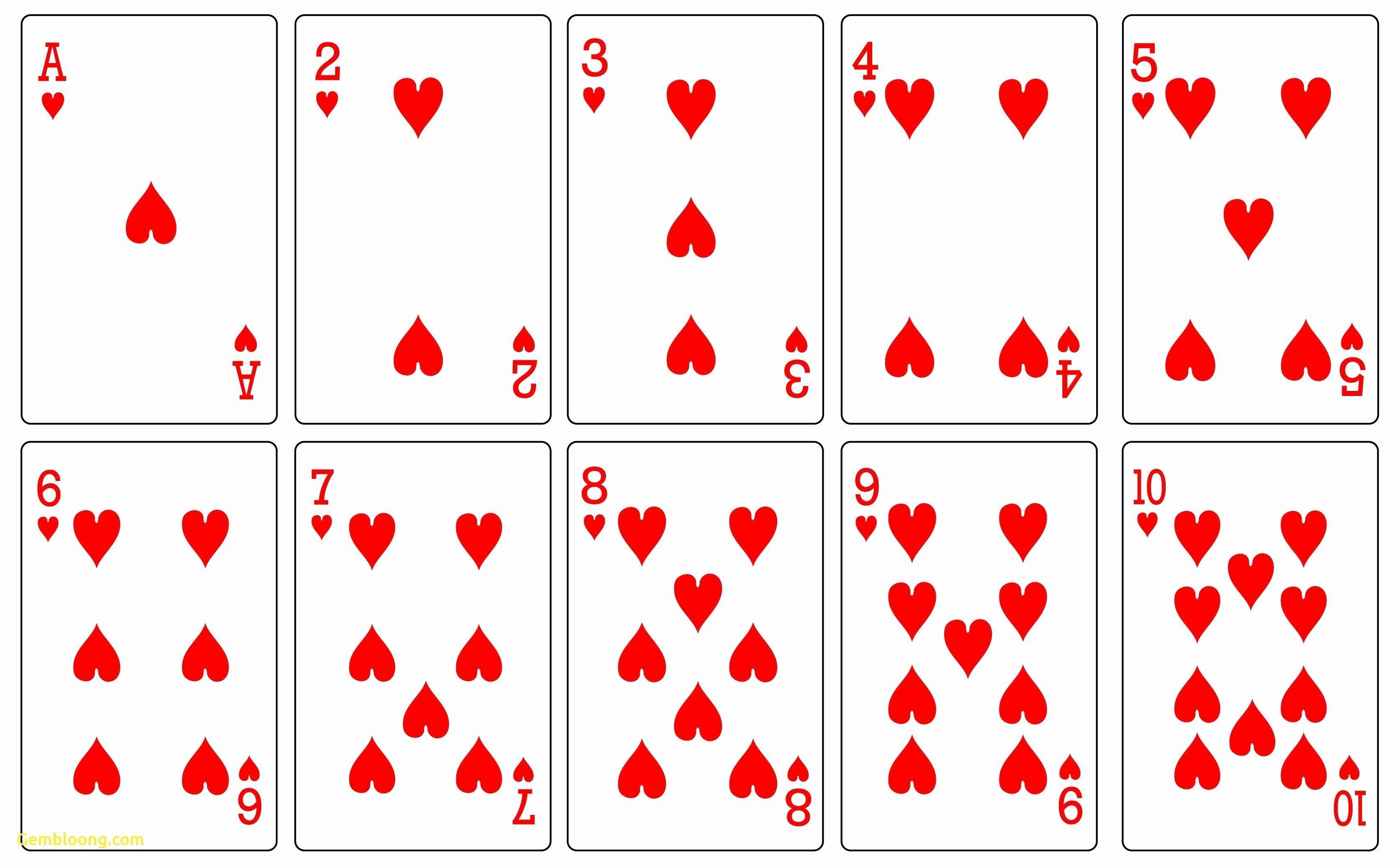 Printable Blank Playing Cards Beautiful 17 Free Printable Playing Cards Printable Playing Cards Printable Cards Card Templates Printable