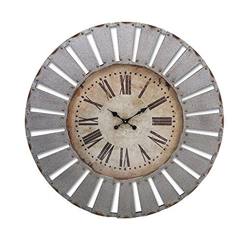 Imax 85816 Enthralling Dees Iron Clock Be Sure To
