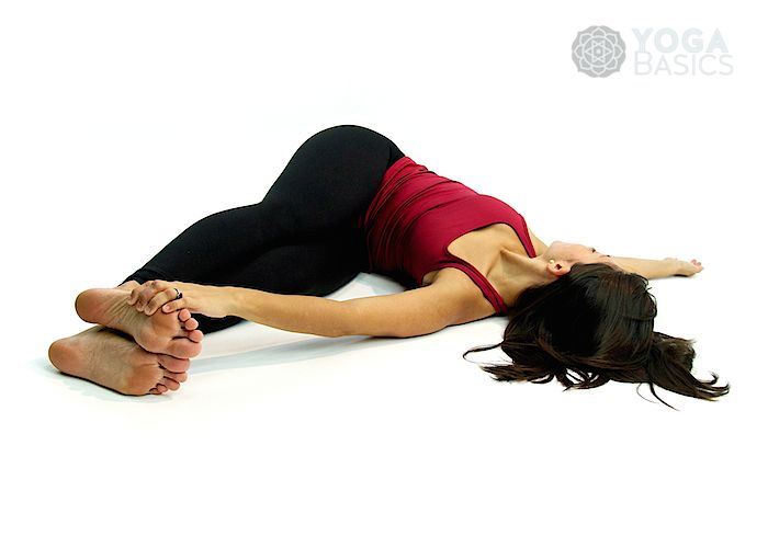 Yoga Pose Twist