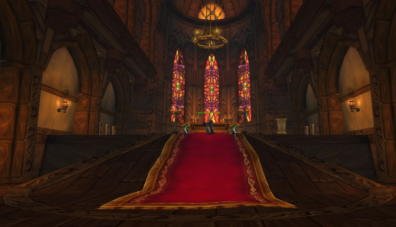 Light S Dawn Cathedral In Gilneas Absolutely Stunning Perfect
